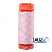 Aurifil 50 Cotton Thread - 2410 (Pale Pink)